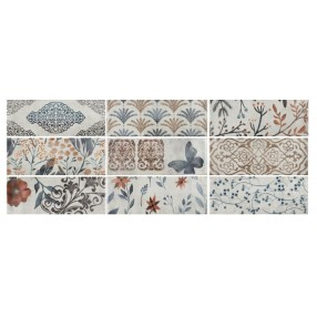 AZULEJO FOREVER DECOR WHITE...